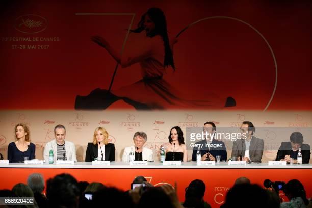 Delphine De Vigan Composer Screenwriter Olivier Assayas Actress Emmanuelle Seigner Director Roman Polanski Actress Eva Green Actor Vincent Perez...
