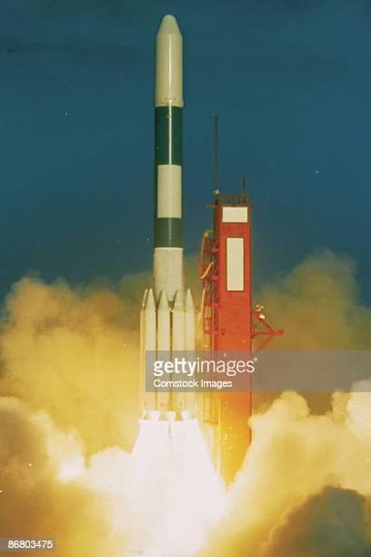 Delta 170 launching