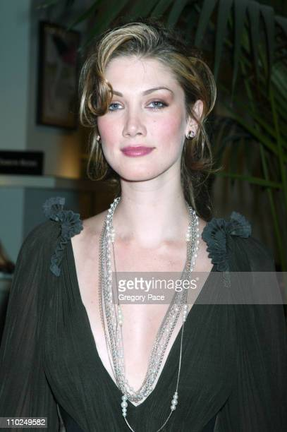 Delta Goodrem during ELLE Magazine's 21st Birthday VIP Bash Benefiting EIF's National Colorectal Cancer Research Party and Performance at...