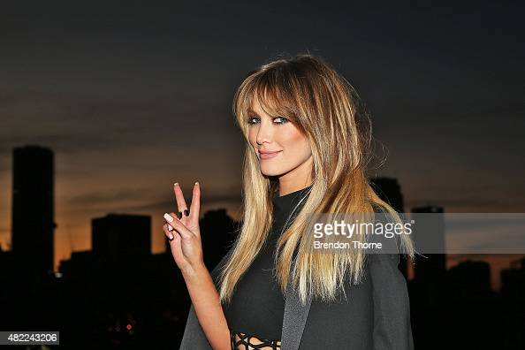 Delta Goodrem Stock Photos And Pictures