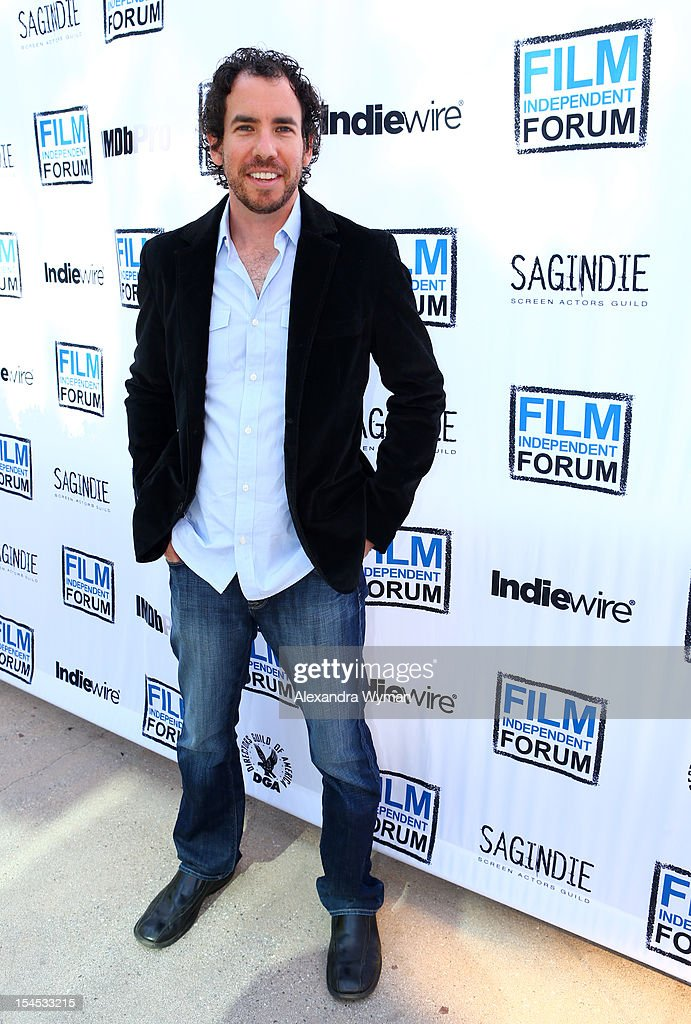 Demand Media's Oren Katzeff attends the Film Independent Film Forum at Directors Guild of America on October 21, 2012 in Los Angeles, California.