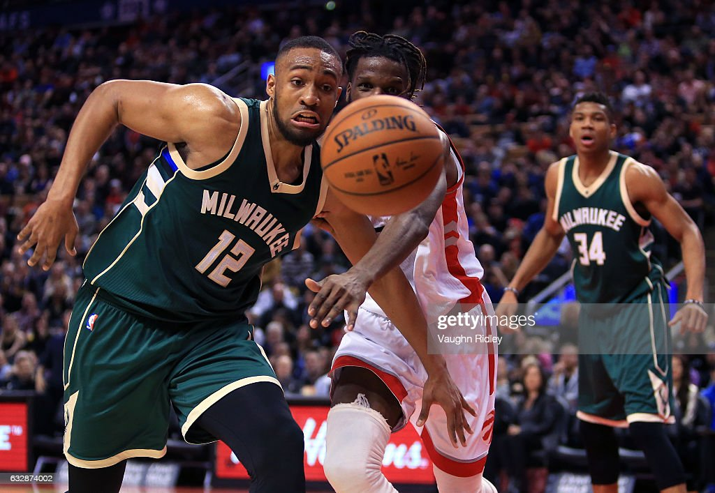 Milwaukee Bucks v Toronto Raptors