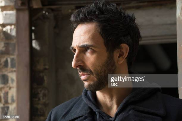 THE BLACKLIST 'Dembe Zuma' Episode 416 Pictured Amir Arison as Aram Mojtabai