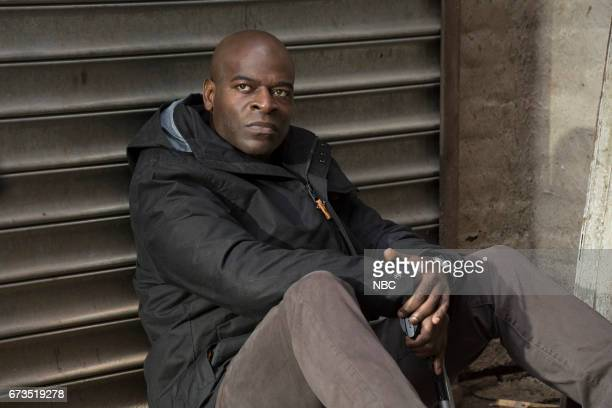 THE BLACKLIST 'Dembe Zuma' Episode 416 Pictured Hisham Tawfiq as Dembe Zuma