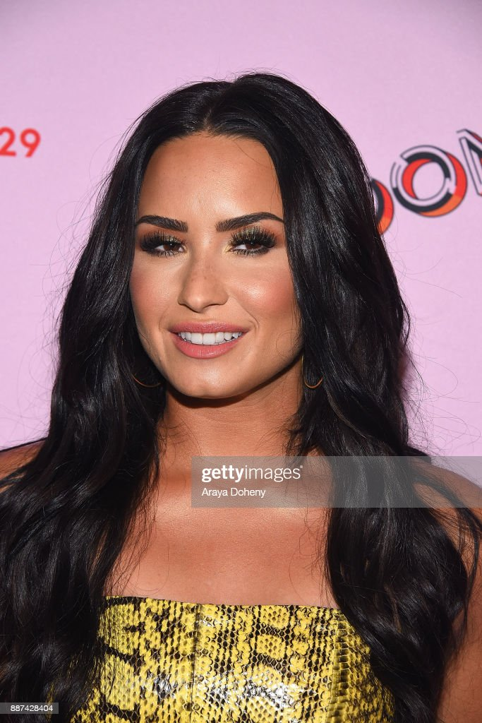 Demi Lovato attends Refinery29 29Rooms Los Angeles: Turn It Into Art at ROW DTLA on December 6, 2017 in Los Angeles, California.