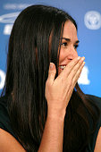 Demi Moore attending the Toronto International Film Festival Press Conference for the Gala Preniere of BOBBY on September 14 2006 in Toronto Canada