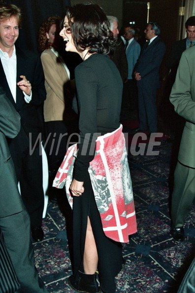 Demi Moore during 1993 ShoWest...