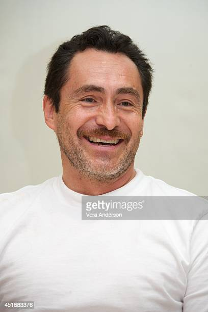 Demian Bichir at 'The Bridge' Press Conference at the Four Seasons Hotel on July 7 2014 in Beverly Hills California