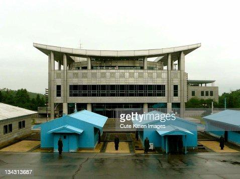 Demilitarized Zone, Panmunjom