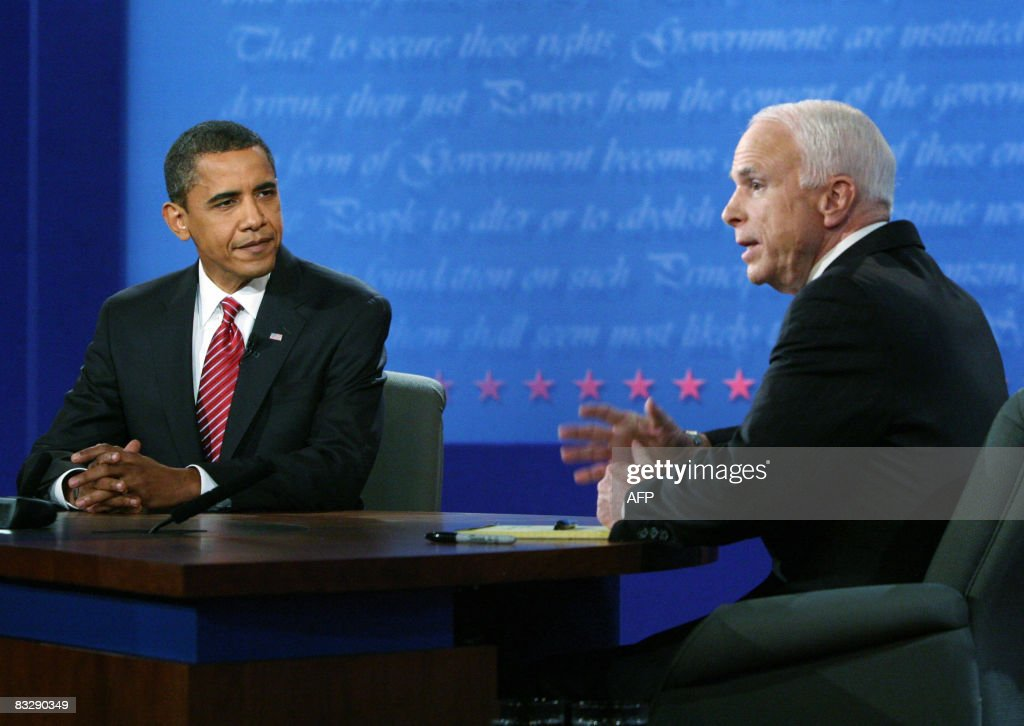 What are three reasons why Obama should be president and not McCain?