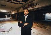 Democratic congressional candidate Jesse Jackson Jr son of civil rights activist Rev Jesse Jackson