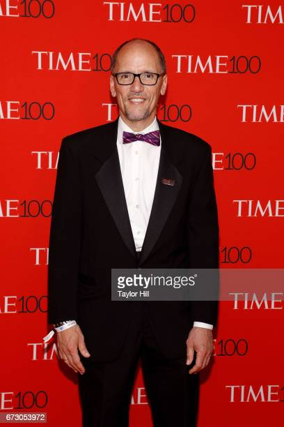 Democratic National Committee Chairman Tom Perez attends the 2017 Time 100 Gala at Jazz at Lincoln Center on April 25 2017 in New York City