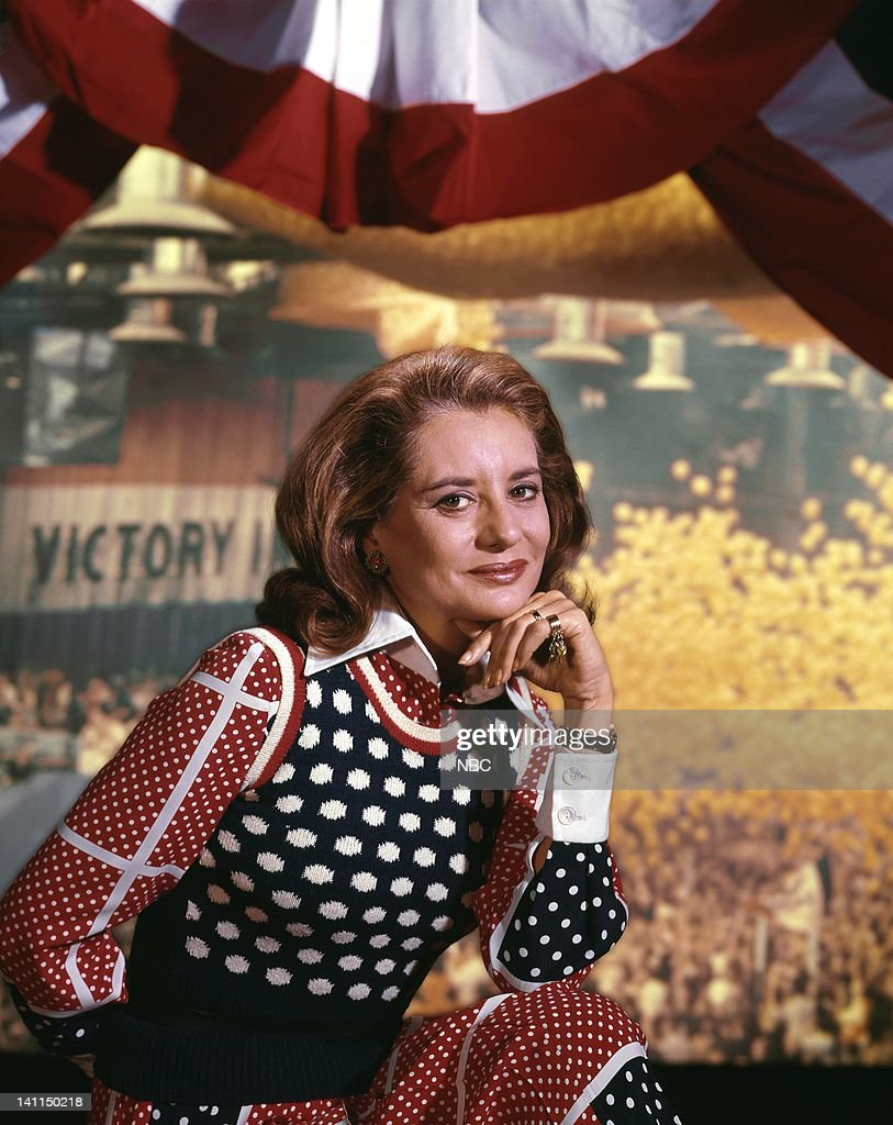 TODAY -- Democratic National Convention -- 1972 -- Pictured: Today Show anchor <a gi-track='captionPersonalityLinkClicked' href=/galleries/search?phrase=Barbara+Walters&family=editorial&specificpeople=201871 ng-click='$event.stopPropagation()'>Barbara Walters</a> -- Photo by: NBCU Photo Bank