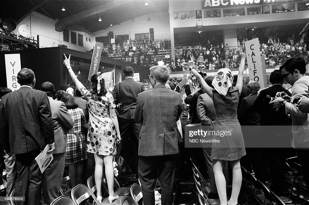 democratic national convention 1968 essay Start studying apush 1968 learn vocabulary, terms, and more with flashcards, games, and other study tools.