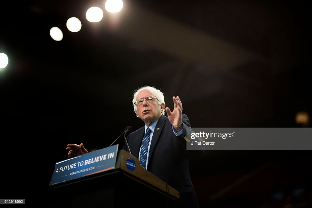 the speech of bernie sanders during his presidential campaign announcement The 2016 presidential campaign of bernie sanders , the junior united states senator and former representative from vermont , began with an informal announcement on.