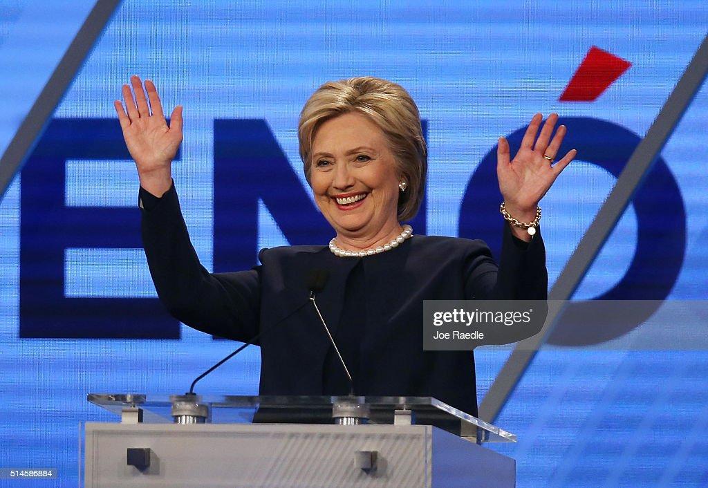 epolls president florida democratic primary