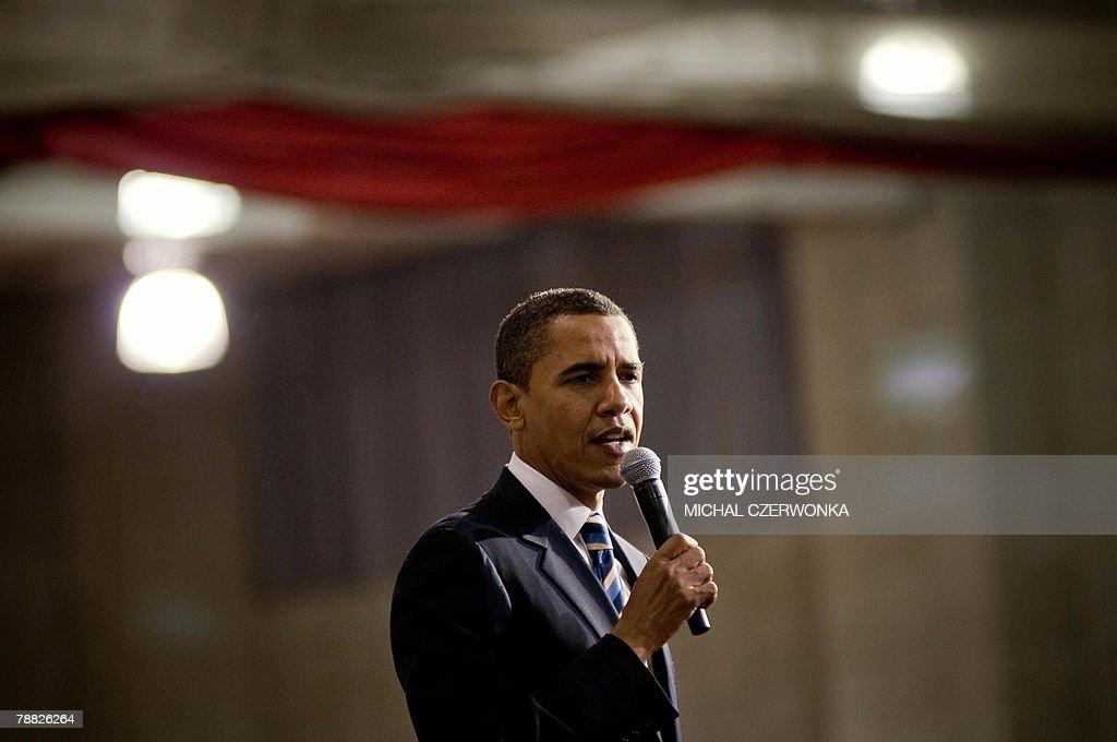 senator barack obama Former us president barack hussein obama   mutua who derogatively referred to him as a junior us senator when he audaciously criticised.