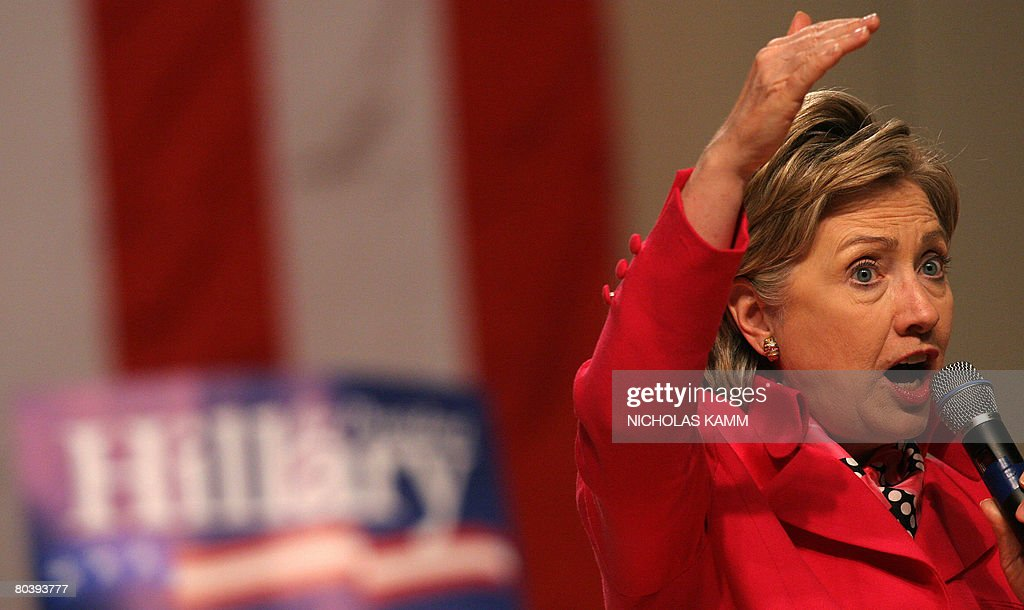 Hillary Clinton presidential primary campaign, 2008