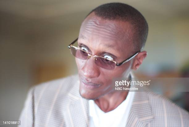 NBC NEWS Democratic Republic of the Congo Pictured Laurent Nkunda former General in the Armed Forces of the Democratic Republic of Congo also known...
