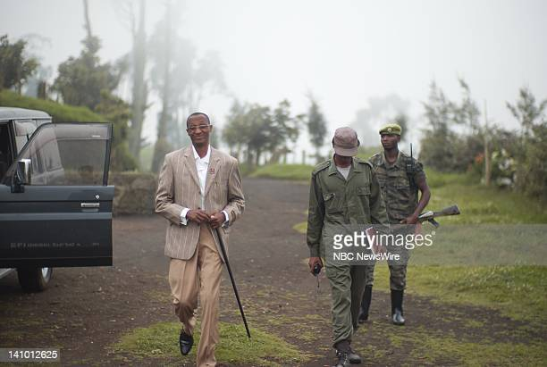 NBC NEWS Democratic Republic of the Congo Pictured Soldiers with Laurent Nkunda former General in the Armed Forces of the Democratic Republic of...