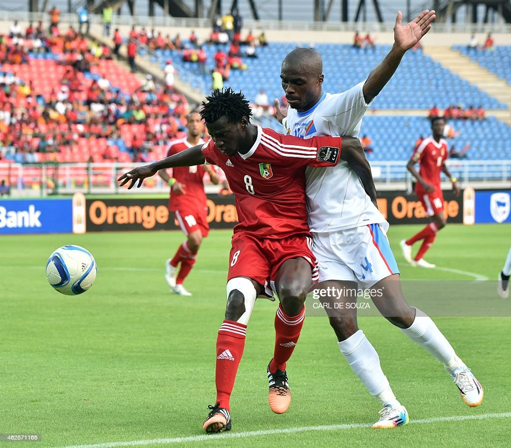 TBC v TBC - 2015 Africa Cup of Nations: Quarter-final 1