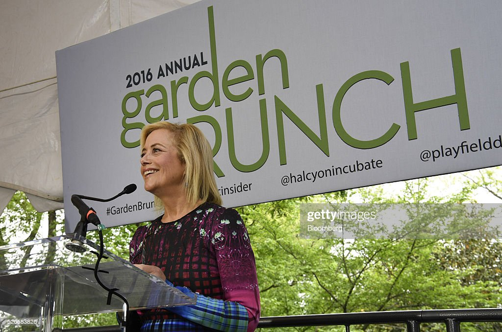 Democratic strategist Hilary Rosen speaks at the 23rd Annual White House Correspondents' Garden Brunch in Washington, D.C., U.S., on Saturday, April 30, 2016. The event will raise awareness for Halcyon Incubator, an organization that supports early stage social entrepreneurs 'seeking to change the world' through an immersive 18-month fellowship program. Photographer: David Paul Morris/Bloomberg via Getty Images