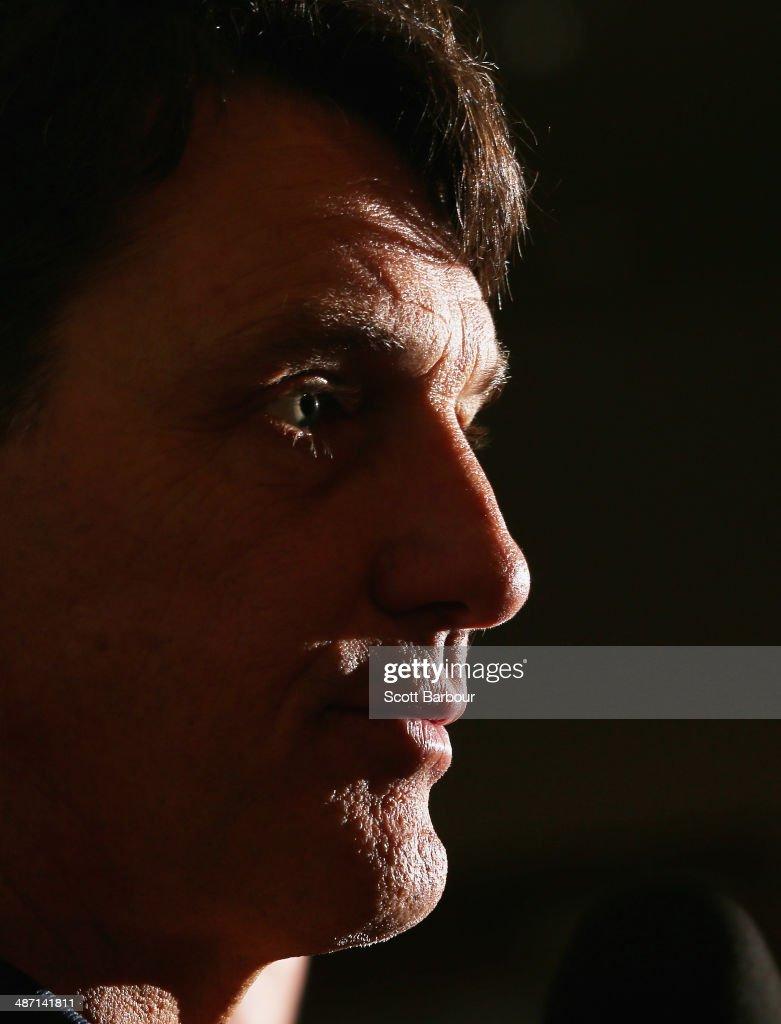 Melbourne Demons Press Conference