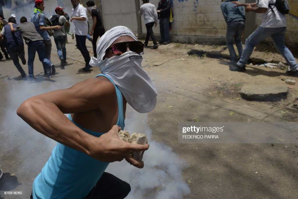 Deaths And Injuries Reported Amid Venezuela Clashes