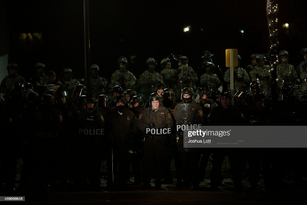 the shooting of michael brown essay Discussion on racism has recently increased due to the police shooting of michael brown in ferguson, mo you can learn more about the issue itself here.