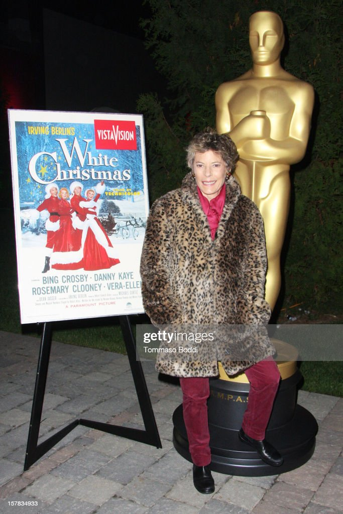 Dena Kaye attends the Academy Of Motion Picture Arts and Sciences' presents it's a 'White Christmas' held at Oscars Outdoors on December 6, 2012 in Hollywood, California.