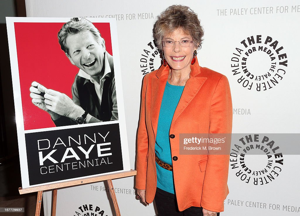 Dena Kaye attends The Paley Center For Media's Holiday Salute To Danny Kaye at The Paley Center for Media on December 5, 2012 in Beverly Hills, California.