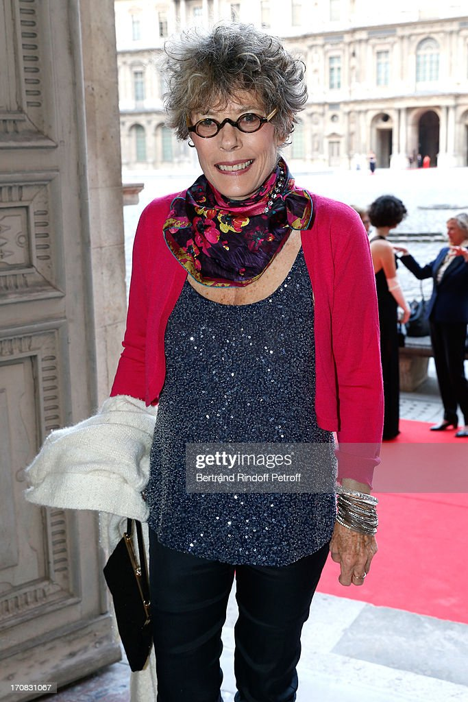 Denea Kaye attends 'Liaisons Au Louvre III' Charity Gala Dinner Hosted by American International Friends of Le Louvre at Cour Carree du Louvre on June 18, 2013 in Paris, France.