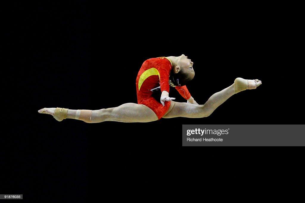 Artistic Gymnastics World Championships 2009 - Day Two