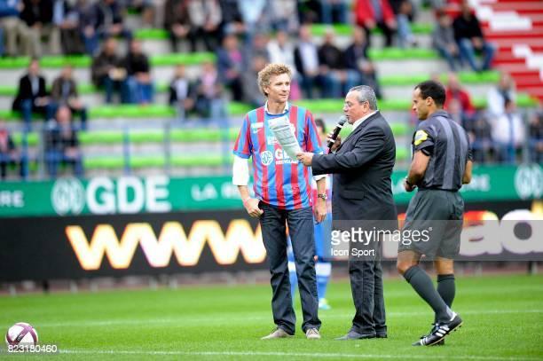 Denis BROGNIART Caen / Lyon 7e journee de Ligue 1