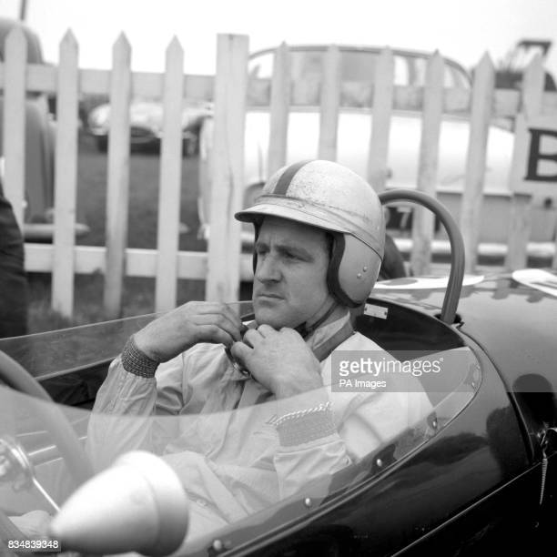 Denis Hulme the 30 year old protege of former world champion racing driver Jack Brabham