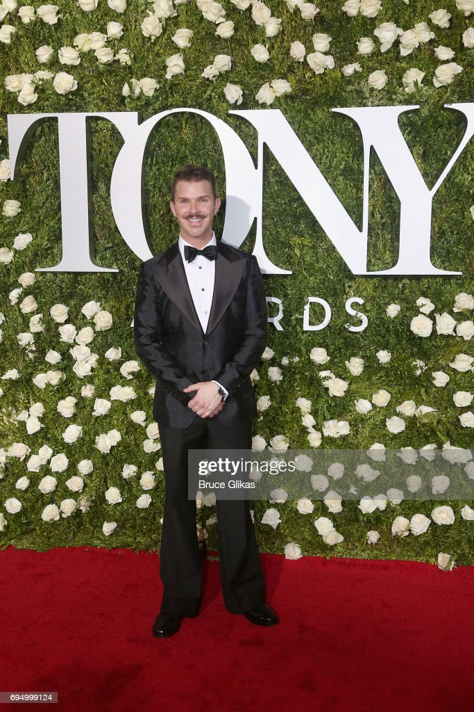 Denis Jones attends the 71st Annual Tony Awards at Radio City Music Hall on June 11, 2017 in New York City.