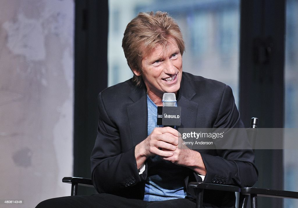 Denis Leary attends AOL BUILD Speaker Series to discuss his new show 'SexDrugsRockRoll' at AOL Studios in New York on July 15 2015
