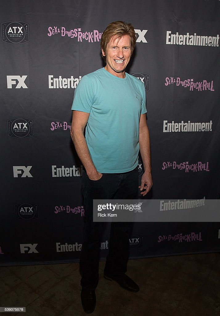 "Entertainment Weekly's After Dark Party For FX's ""Sex&Drugs&Rock&Roll"" At The ATX Television Festival"