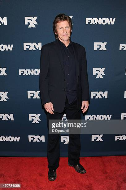 Denis Leary attends the 2015 FX Bowling Party at Lucky Strike on April 22 2015 in New York City