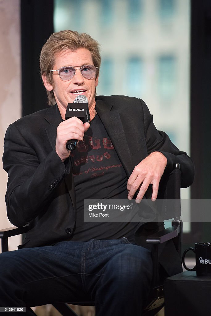 <a gi-track='captionPersonalityLinkClicked' href=/galleries/search?phrase=Denis+Leary&family=editorial&specificpeople=204773 ng-click='$event.stopPropagation()'>Denis Leary</a> attends the AOL Build Series to discuss the FX show 'Sex&Drugs&Rock&Roll' at AOL Studios In New York on June 30, 2016 in New York City.
