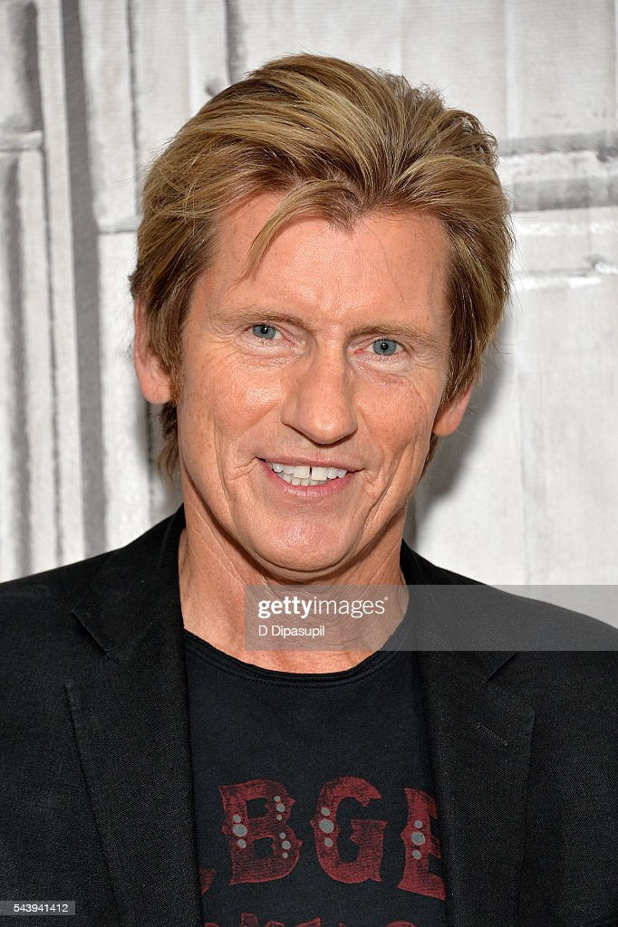 """AOL Build Presents - Denis Leary And Elizabeth Gillies Discuss Their FX Show """"Sex&Drugs&Rock&Roll"""""""