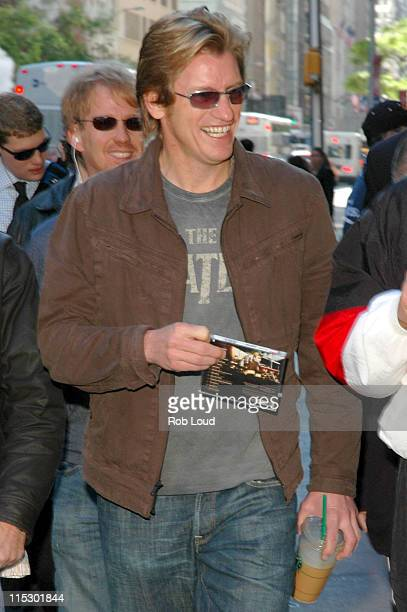 Denis Leary during Denis Leary with Opie and Anthony May 23 2006 in New York City New York United States
