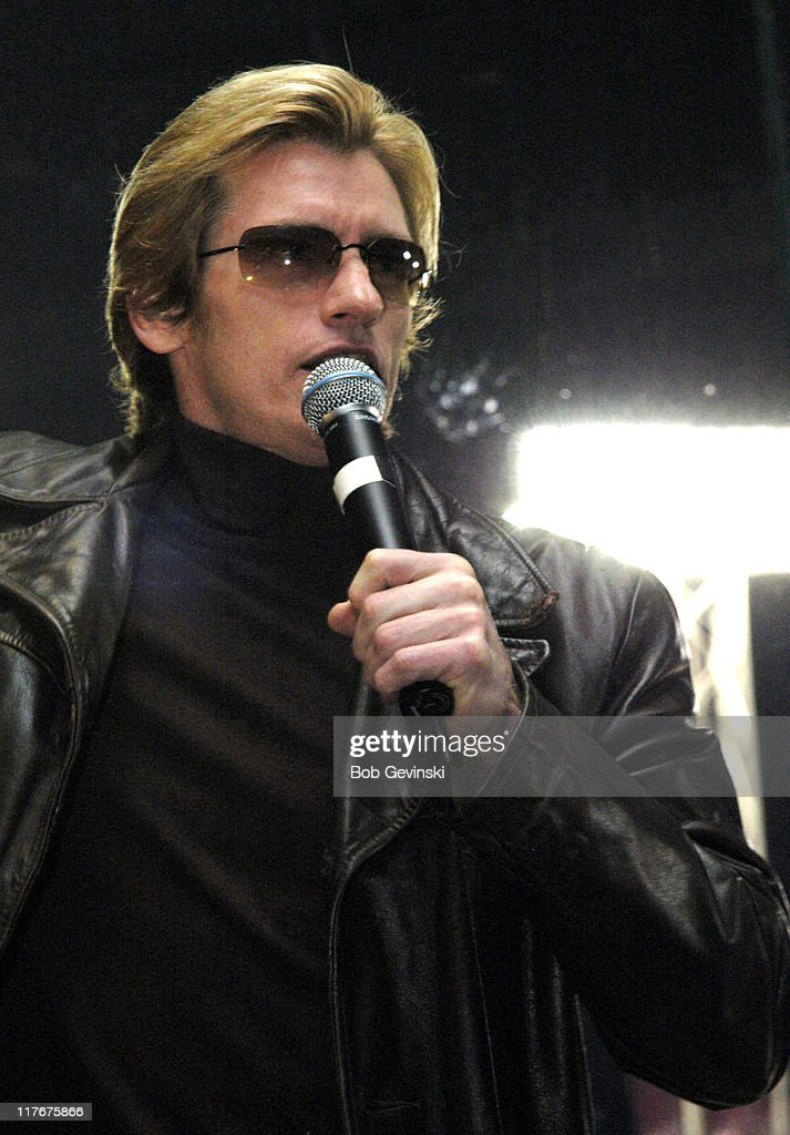 Denis Leary during Sports Illustrated Sportsman of the Year Party Honoring The Boston Red Sox at Avalon in Boston Massachusetts United States