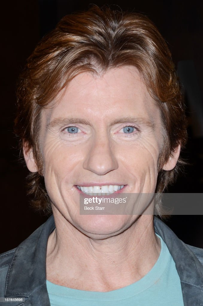 Denis Leary signs copies of his new book 'Merry F***in' Christmas' at Barnes Noble bookstore at The Grove on December 6 2012 in Los Angeles California