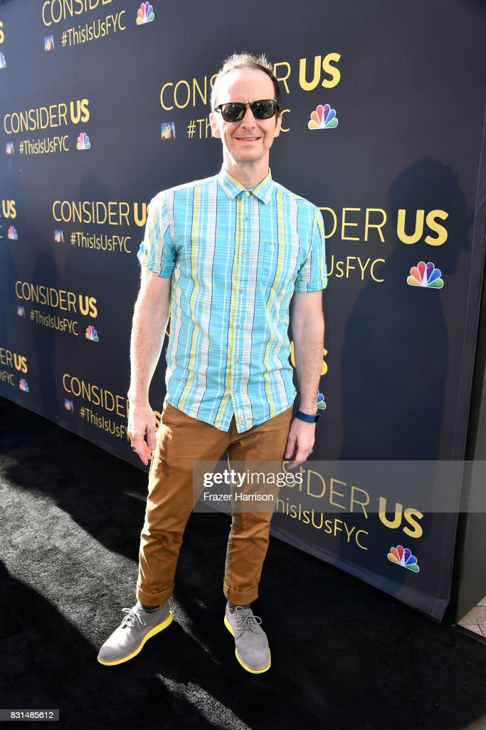 """FYC Panel Event For 20th Century Fox And NBC's """"This Is Us"""" - Arrivals"""