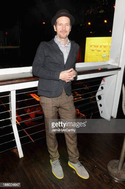 Denis O'Hare attends the 19th Annual Out100 Awards presented by Buick at Terminal 5 on November 14 2013 in New York City