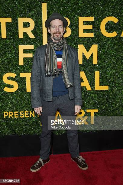 Denis O'Hare attends the 'Clive Davis The Soundtrack Of Our Lives' Premiere at Radio City Music Hall on April 19 2017 in New York City