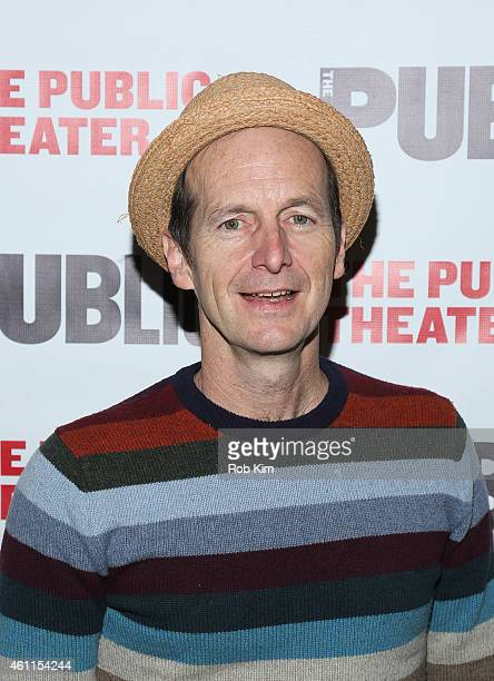 Denis O'Hare attends The Public Theater's 11th Annual Under The Radar Festival 2015 Opening Night Celebration at The Public Theater on January 7 2015...