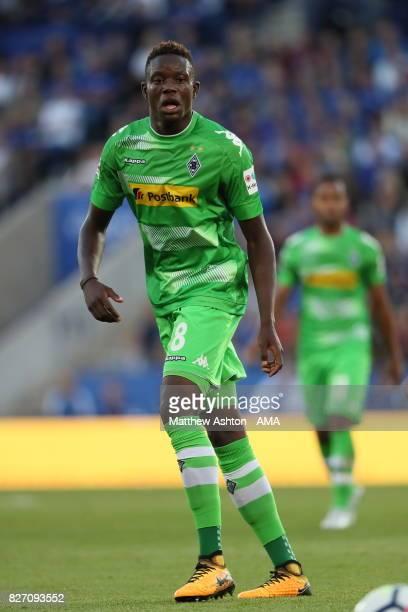 Denis Zakaria of Borussia Moenchengladbach during the preseason friendly match between Leicester City and Borussia Moenchengladbach at The King Power...