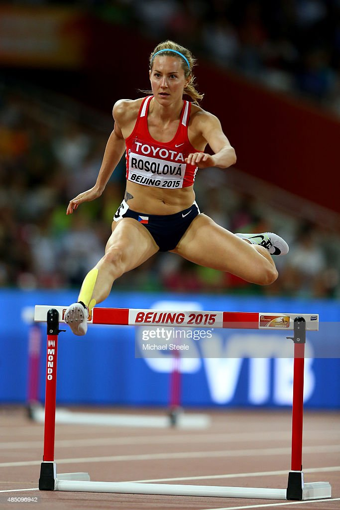 2013 World Championships in Athletics �13 Womens 400 metres hurdles